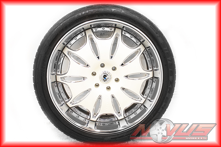 "24"" asanti Forged Cadillac Escalade Chevy Tahoe GMC Yukon Wheels Tires 22 20 26"