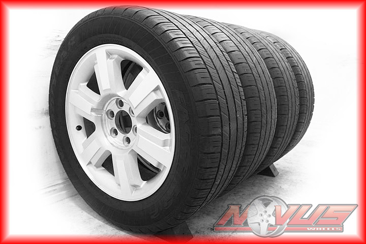 20 Ford F150 Expedition King Ranch Wheels Tires FX4