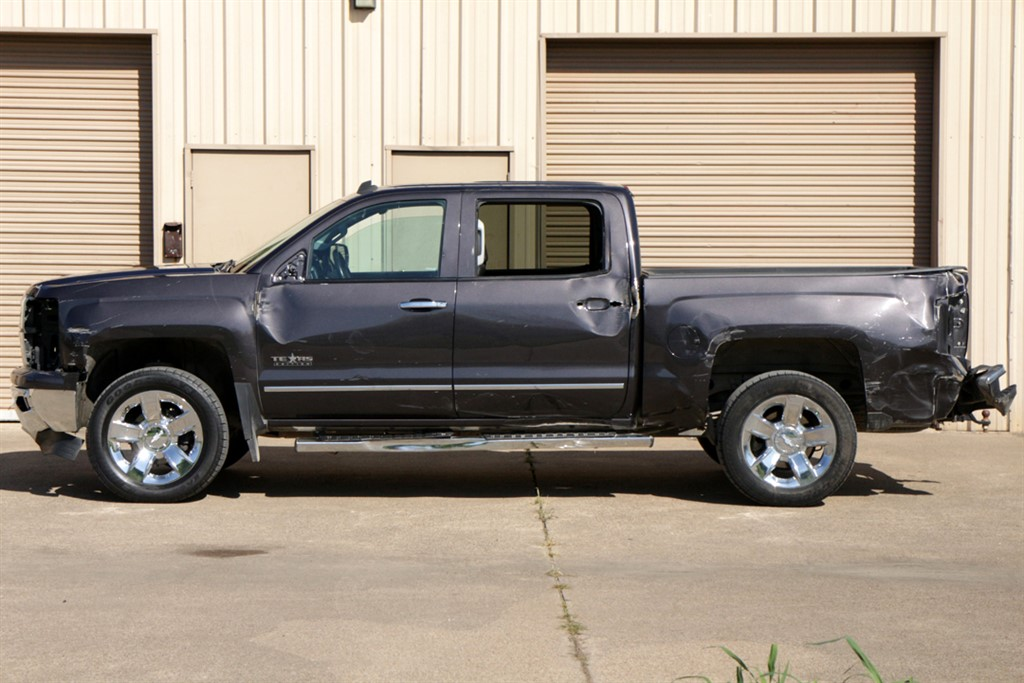 2014 chevrolet silverado 1500 ltz crew cab pickup 4 door. Black Bedroom Furniture Sets. Home Design Ideas