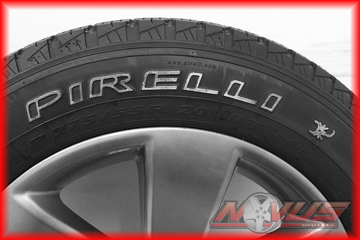 20 Ford F150 FX4 Expedition King Ranch Factory Wheels Tires 22
