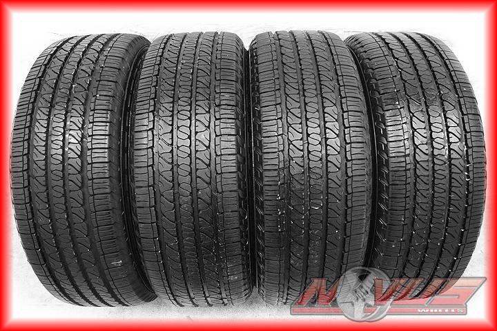 Dodge Durango Jeep Grand Cherokee Alloy Wheels Tires 18 17 22