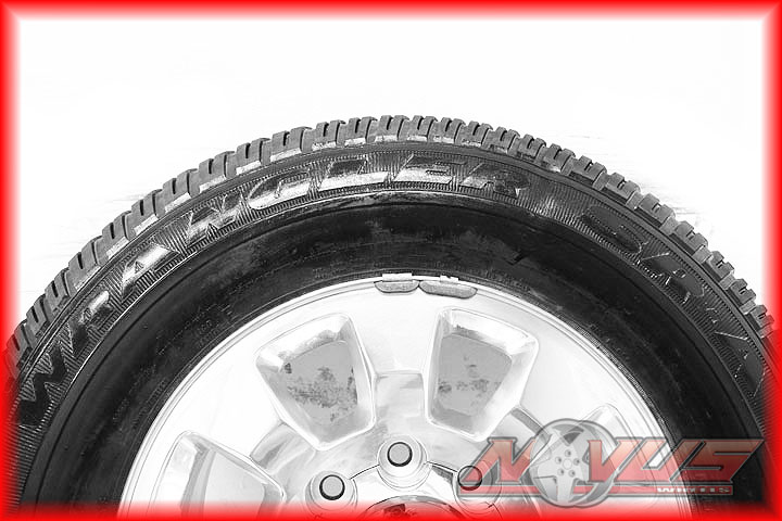 SIERRA CHEVY SILVERADO 2500 3500 FACTORY OEM WHEELS TIRES 20 2011 2012