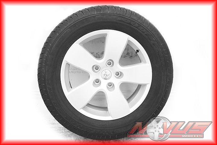 20 Dodge RAM Bighorn Durango Wheels Goodyear Tires Factory Alloy 18