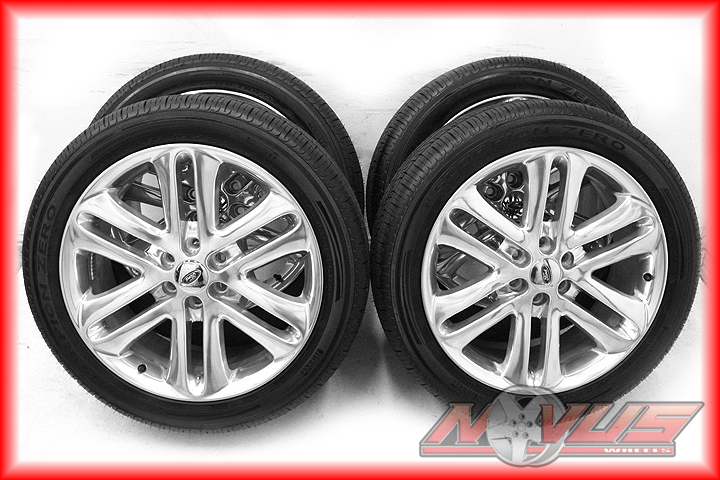 "22"" Ford F150 Limited Harley Davidson Expedition Wheels Pirelli Tires 20 18"