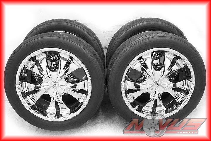 22 Cadillac Escalade Chevy Silverado Tahoe GMC Yukon Denali Wheels