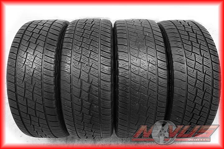 20 Chevy Silverado LTZ Tahoe Yukon Machined Wheels Cooper Tires Caps