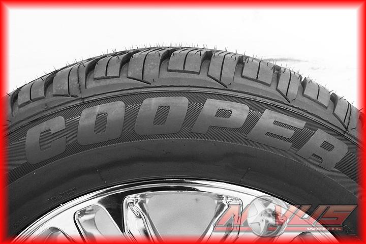 Escalade Platinum Chrome Chevy Tahoe GMC Wheels Tires 17 22 24