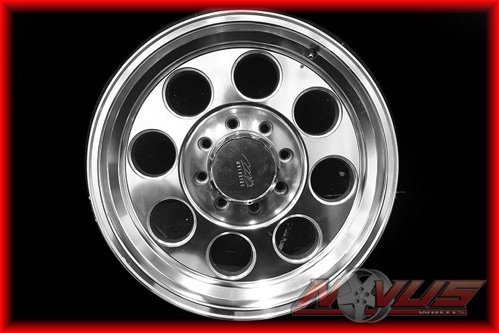 """20"""" Ford F250 F350 Suderduty MB Wheels 72 King Ranch Polished Wheels 18"""