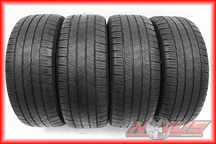 20 Chevy Silverado LTZ Tahoe Chrome Clad Wheels Goodyear Tires Yukon