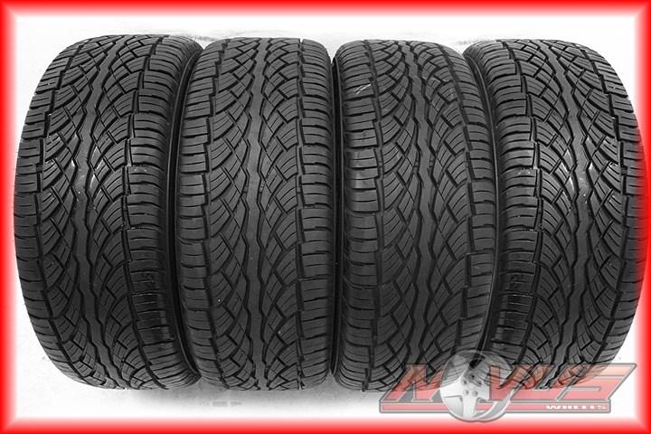 "20"" Toyota Tundra Sequoia Chrome Platinum Wheels Falken Tires Factory 22 18"