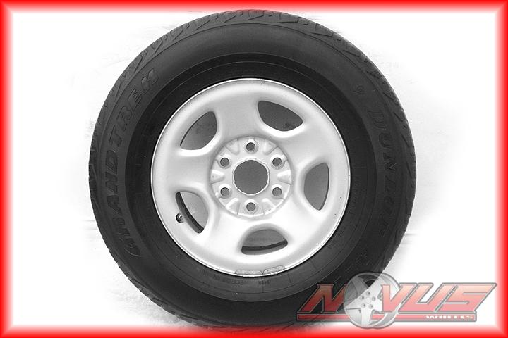 16 Chevy Silverado Tahoe GMC Sierra Yukon Wheels Tires 17 18