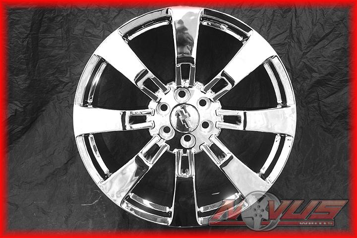 New 24 Chevy Tahoe Silverado Hybrid Cadillac Escalade Wheels Tires 22