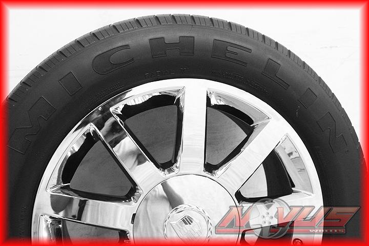 "20"" Cadillac Escalade Chevy Tahoe Yukon Wheels Tires 22"