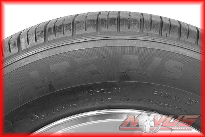 Escalade Chevy Tahoe Silverado GMC Yukon Sierra Wheels Tires 17