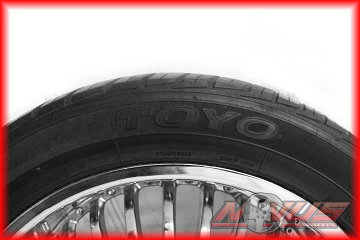 Chevy Tahoe Silverado GMC Yukon Denali Wheels Tires 20 24