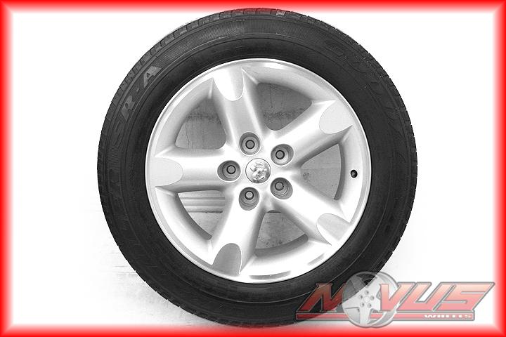 "20"" Dodge RAM Bighorn Durango Factory Painted Wheels Tires"