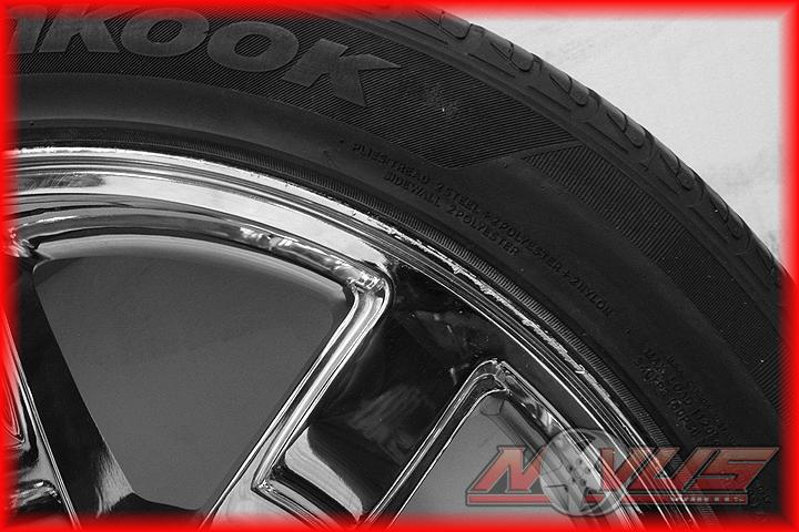 """22"""" Cadillac Escalade Chevy Tahoe Yukon Wheels Bridgestone Tires TPMS Sensors"""