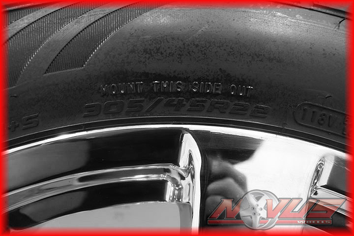 Denali Hybrid Cadillac Escalade Chevy Tahoe Wheels Tires 20 18